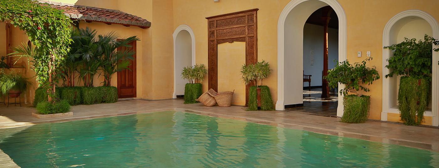 Calle Consulado Luxury Home Rental In Granada Nicaragua